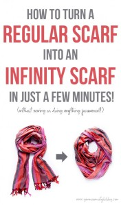 Regular to Infinity Scarf